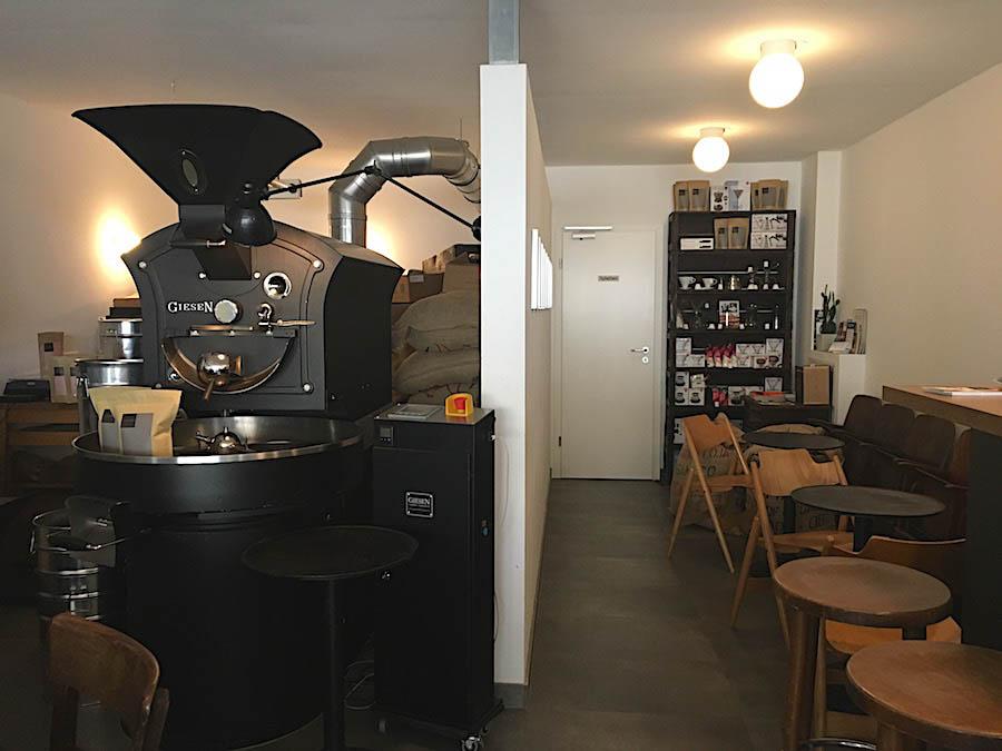 Munich Coffee shop hipster guide