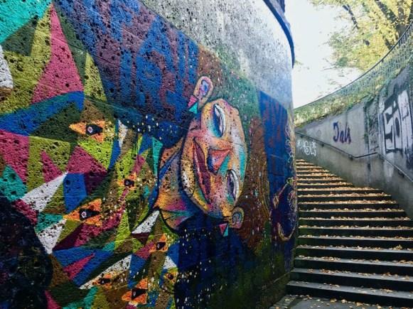 Munich Street Art Along the Isar Hipster Guide Munich