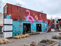 Hipster things to do in Munich Werksviertel Mitte