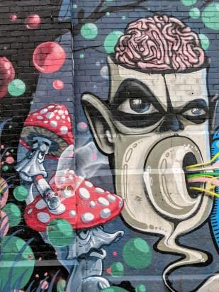 Munich street art Schlachthof
