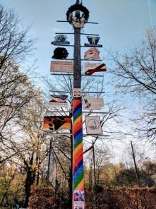 glockenbach pride pole LBGTQI Munich