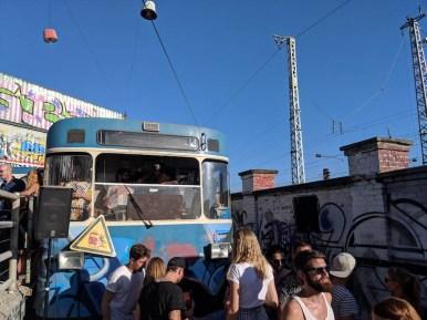 Banhwärter Thiel Hipster Alternative Things to do in Munich