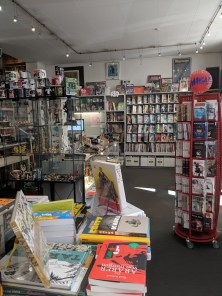 Comic Book Stores in Munich Comic Shop