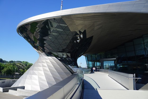 BMW world Munich Geeky Things to Do