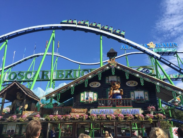 Volksfest the best autumn thing to do in Europe during September and October