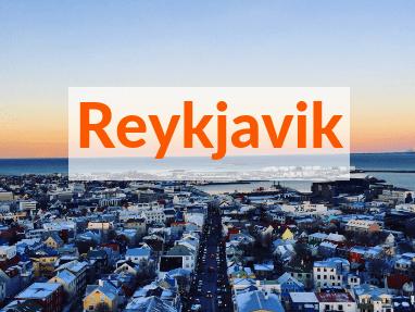 Reykjavik, Iceland City