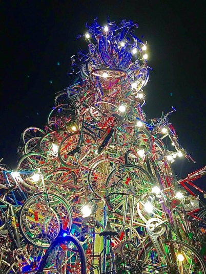 Tollwood Winter Festival Munich Christmas Market