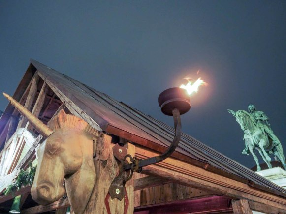 Munich Medieval Christmas Market