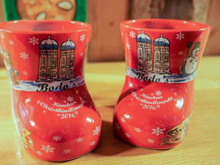 Glühwein Munich Christmas Market