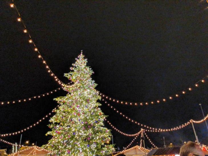 Munich Christmas Tree