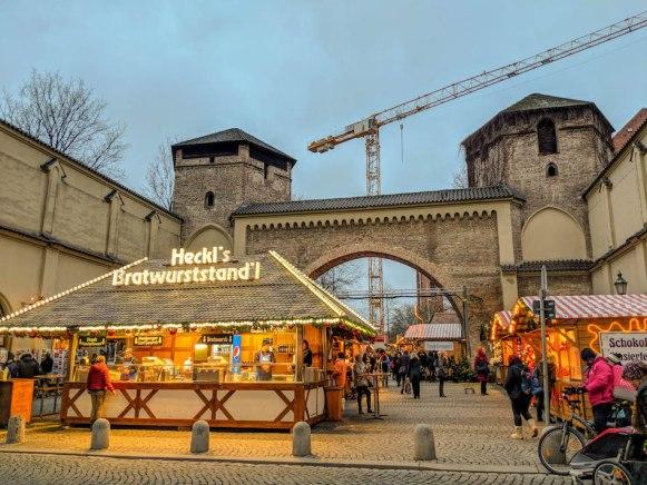 Sendlinger Tor Munich Christmas Market