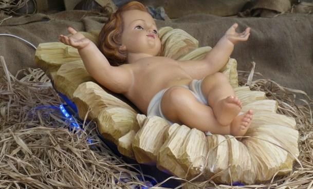 Nativity Christmas Market Munich