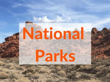 National Parks United States