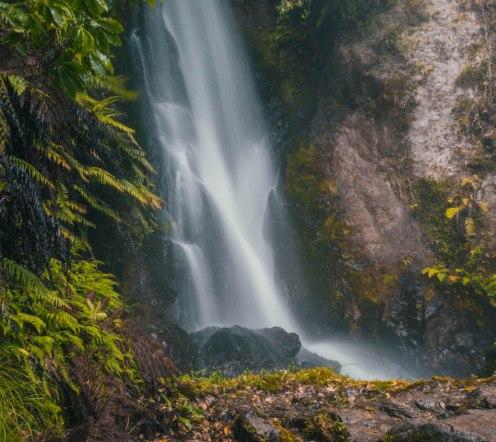 New Zealand Photography waterfall