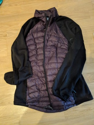 vegan down jacket. What to pack for New Zealand