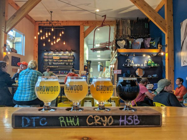 Girdwood Brewing Alaska Craft Beer, Cider, and Brewing Guide