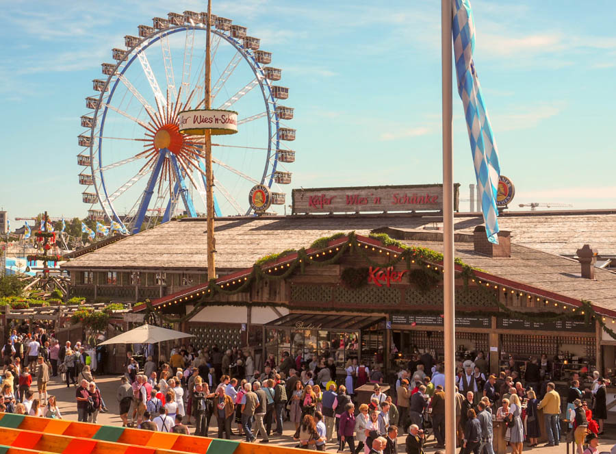 Introvert survival guide to Oktoberfest