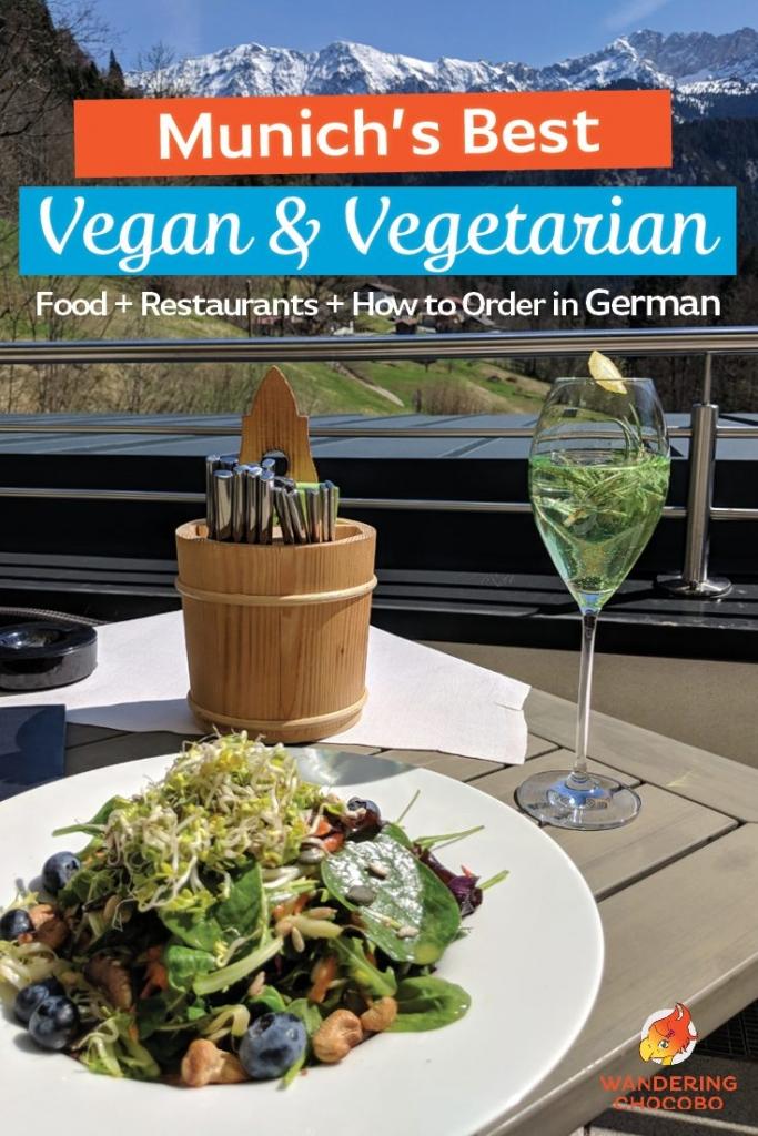 Munich's Best Vegan Vegetarian Food and restaurants