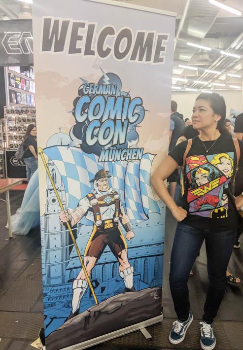 German Comic-Con Munich