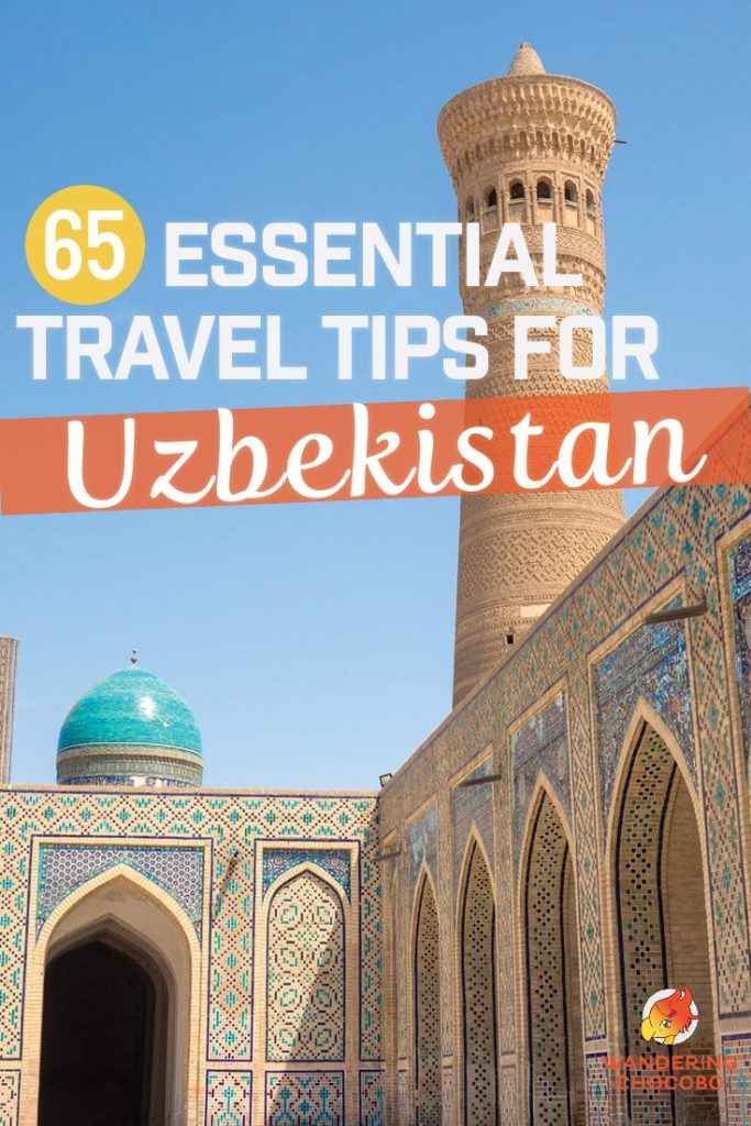 65 Essential Travel Tips for Uzbekistan