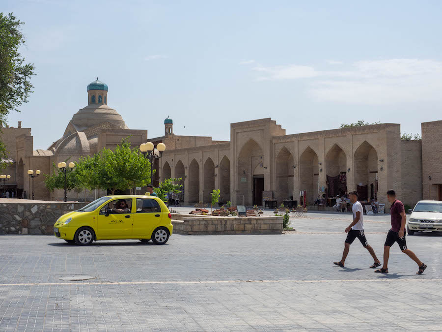 Uzbekistan Taxi Service Tips for Visiting