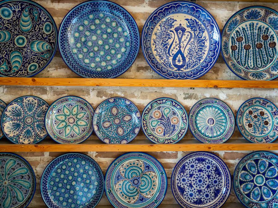 souvenir from Bukhara Uzbekistan