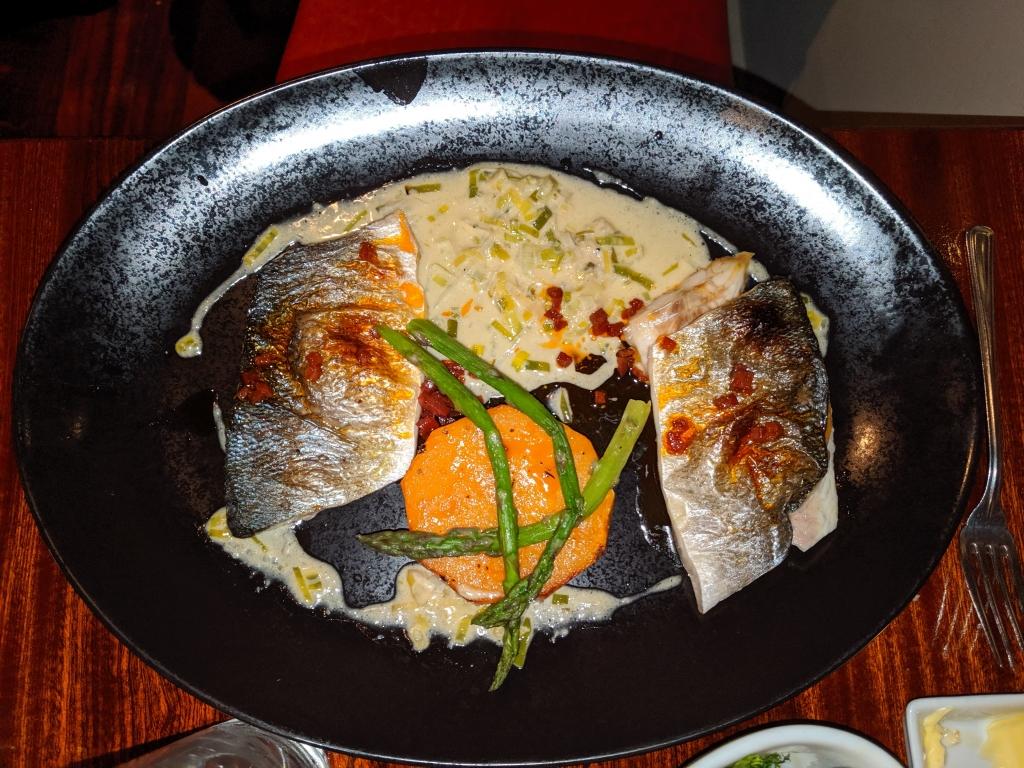 Irish Seafood Kinsale food
