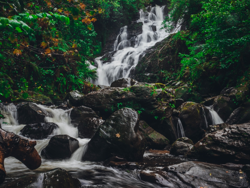 Torc Waterfall Killarney National Park