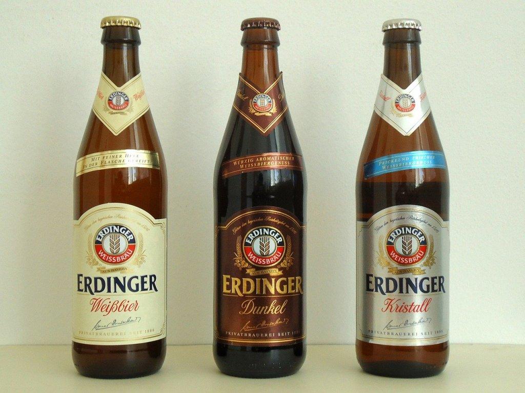 Erdinger brewery munich