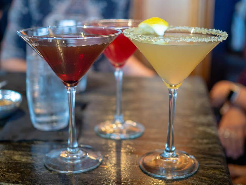 Anchorage Cocktails