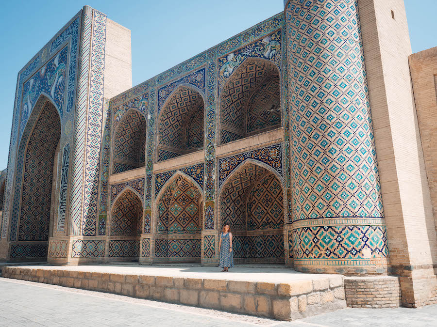 Bukhara Nadir Divan-Begi Madrasah