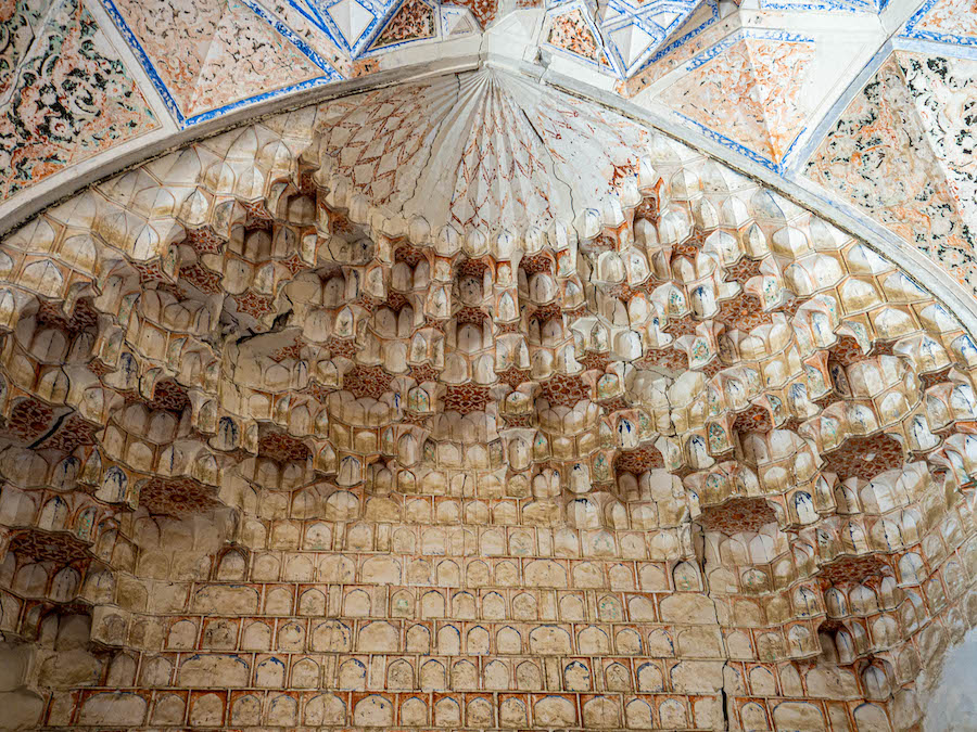 Bukhara Uzbekistan Architecture