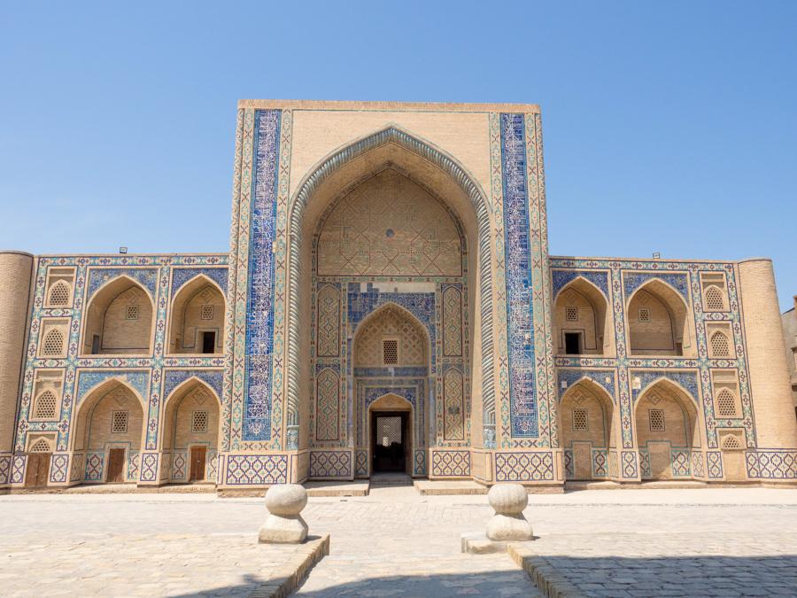 Ulugbek Medressa Bukhara