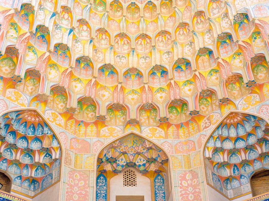 Madrasa Mirzo Ulughbeg