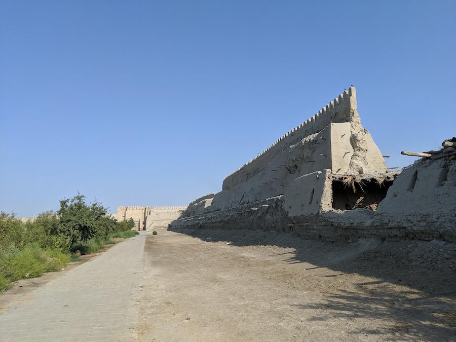 Talipach Gate Bukhara