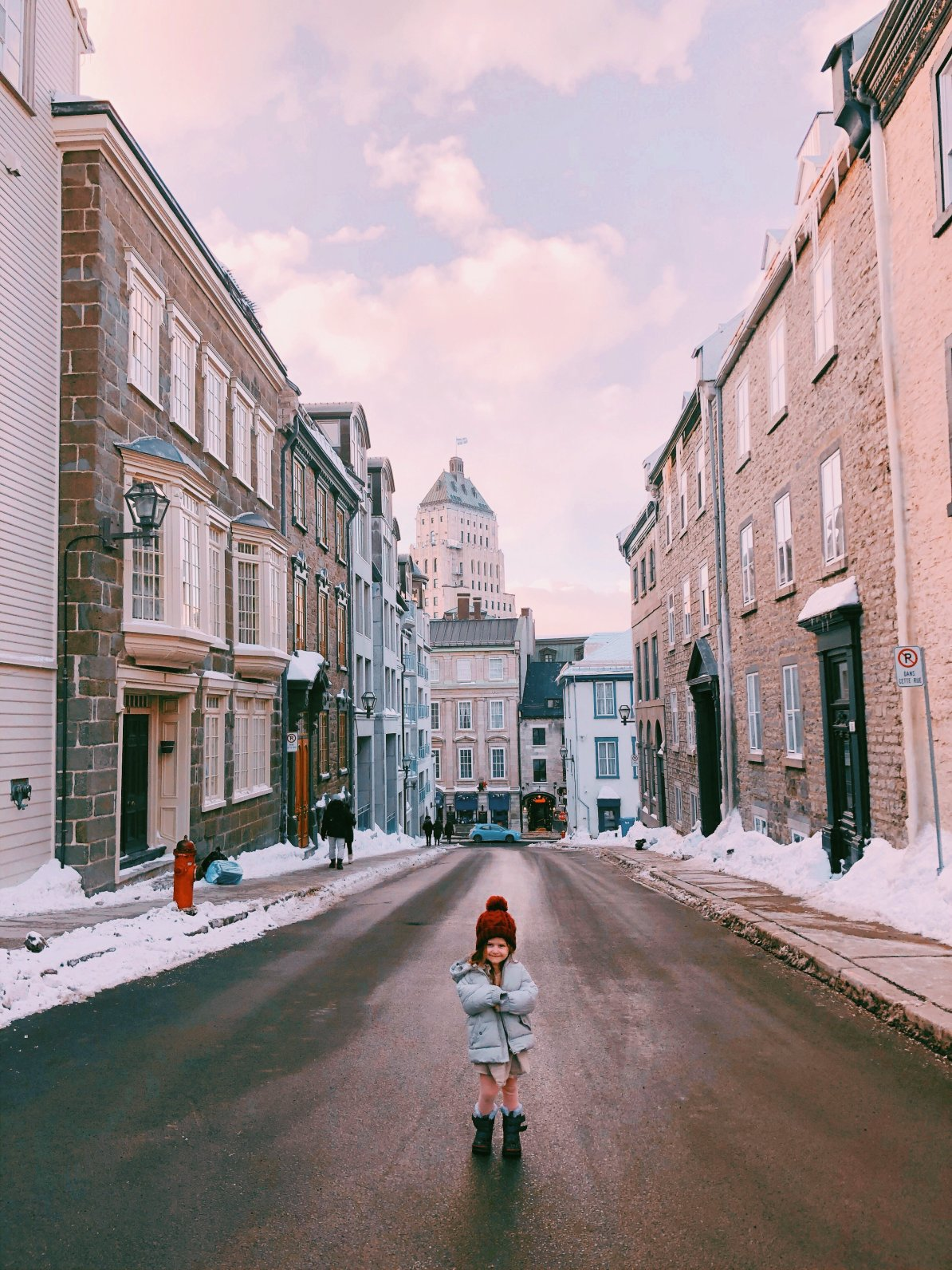 Quebec City With Kids