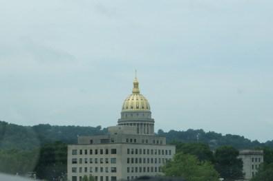 Capitol of West Virginia in Charleston