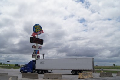 Iowa 80 - The World's Largest Truckstop in Walcott, Iowa