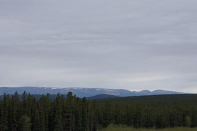 More beautiful views along the Alaska Highway