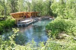 Liard River Hotsprings Beta Pool