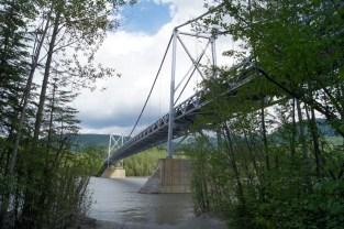 Liard River Bridge