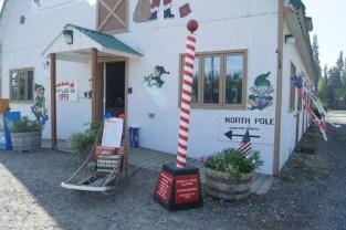 North Pole Visitor's Center