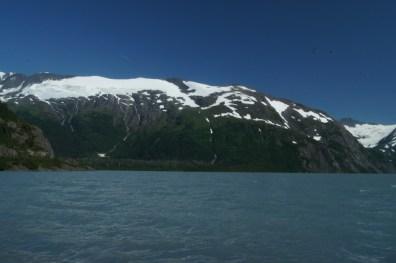 Another glacier at Portage Lake