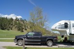 Custer State Park Game Lodge Campground Site 12