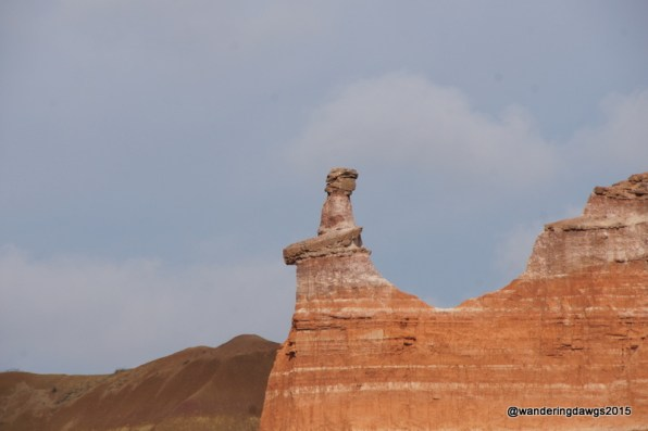 Hoodoo on the Lighthouse Trail