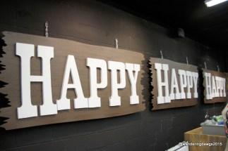 Happy Happy Happy - a favorite Phil Robertson quote