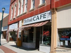 "We enjoyed breakfast at the Northside Cafe - over 100 years old and featured in ""The Bridges of Madison County"""