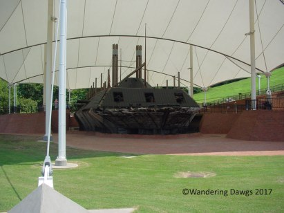 Cairo Museum at Vicksburg National Military Park