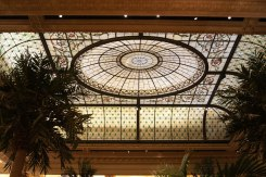 The Palm Court at the Plaza Hotel
