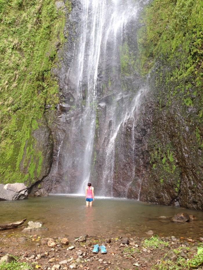 San Ramon waterfall Nicaragua